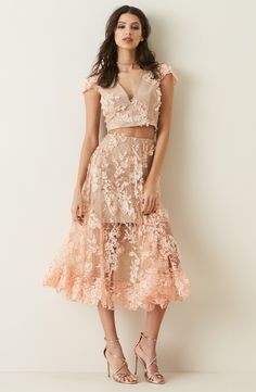 Juliana Two-Piece Dress