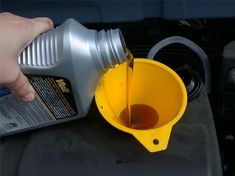 How to get motor oil out of clothes -- the kind of thing you have to know when your kid dumps a quart of motor oil in his lap in the car