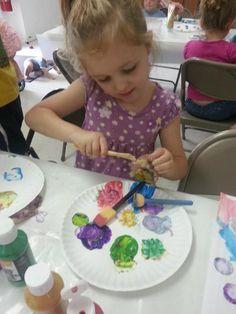The Children's Art Group Play Ideas