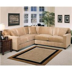 Superbe Bradford 2 Piece Stationary Sectional By Jonathan Louis   Fashion Furniture    Sofa Sectional Fresno