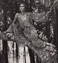 Dominic Rompollo at Lillie Rubin Vogue US - November 1980