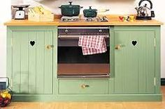 Image result for unfitted kitchens