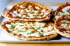 grilled pizza – smit