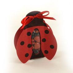 mariage hen night party cadeaux Ensemble de 8 cute ladybirds anniversaire