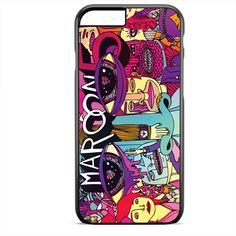 Maroon 5 Album TATUM-6918 Apple Phonecase Cover For Iphone SE Case