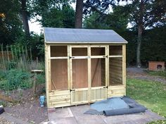 A basic little shed cost £499 off Very ( it was on Amazon for £699 ) so a bargain