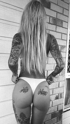 #tatuajes profesionales y femeninos