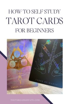 How to read tarot cards and self study tarot cards for beginners. This process will be ongoing, so be patient and make your expectation just to enjoy the process of learning and to connect with your intuition. #tarot #cards Learn A New Skill, New Things To Learn, Learn Art, Learn To Read, Physic Reading, Tarot Cards For Beginners, Tarot Card Spreads, Tarot Learning, Tarot Card Meanings