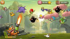 ► http://www.siberman.org/2015/06/guncat-android-apk-indir.html  Guncat, android cihazlarınızda ücretsiz olarak oynayabileceğiniz aksiyon oyunu. Sevebileceğiniz bir türden olan Guncat oyununda kuşları pek sevmeyen ve kuşlarla başı belada olan kediyi yöneteceğiz. Oldukça hırs yapmış olan bu kedi, silah olarak kullanabileceği ne varsa kuşları devirmek için kullanacak. Gök yüzünden süzülen kuşlara doğru nişan alacaksınız.