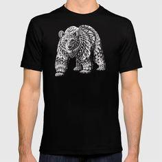Ornate Bear T-shirt by bioworkz Bear T Shirt, Cute Gifts, Bears, Mens Tops, Stuff To Buy, Shirts, Fashion, Beautiful Gifts, Moda