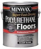 Minwax® Super Fast-Drying Polyurethane for Floors 3.8Lt