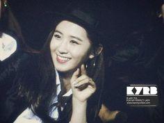 #Yuri #SNSD #smile #cute #live