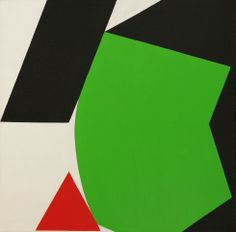 Title: Esp. K. NR. 17/82/83  Artist: Georg Karl Pfahler (1926-2002, German)  Year: 1983  Art Movement: Hard-edge painting (1960s) - United States of America  Materials/Techniques: Acrylic on canvas  Price $30,000   Measurements  Height: 47.24 in. (120 cm)   Width/length: 47.24 in. (120 cm)