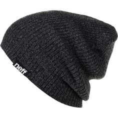0f5ac24524a Neff Daily Double Beanie (£7.88) ❤ liked on Polyvore featuring accessories