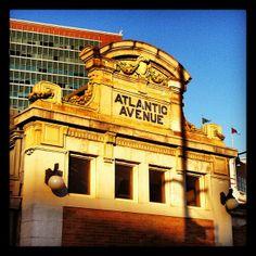 Atlantic Avenue MTA Subway Station, Brooklyn, NY!