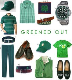 Greened Out for St. Patrick's Day | Red Clay Soul #StPatricksDay