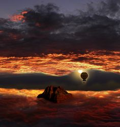Sunset by peter holme iii