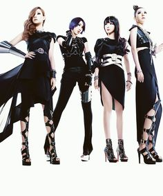 2NE1 Shinsegae x Chrome Hearts ad campaign Come visit kpopcity.net for the largest discount fashion store in the world!!