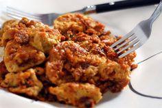Professor Vegan: RECIPES: How To Make Vegan Meat Using Seitan