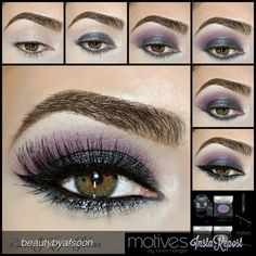 by #beautybyafsoon  ✨Eye of the day using all #motivescosmetics products available at www.motivescosmetics.com/katiekeener