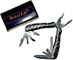 Handy Multi-tool - Great Gift Idea for Him http://www.amazon.com/Multitool-Deluxe-Leatherman-Multifunction-Multipurpose/dp/B00OE6ISVO