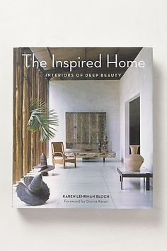 The homes in this book are stunning! | @anthropologie