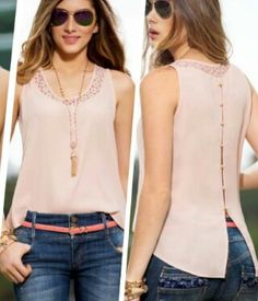 Mom Outfits, Casual Outfits, Spring Outfits, Revamp Clothes, Short Sleeve Collared Shirts, Lace Tops, Beautiful Outfits, Casual Wear, Blouses For Women
