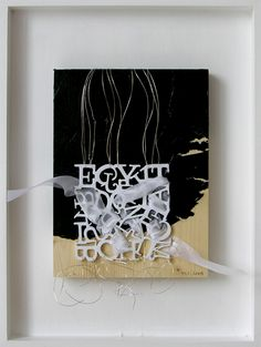 _les mots passagers_collage on wood, Collage Artwork, Wood, Cut Paper Illustration, Woodwind Instrument, Timber Wood, Wood Planks, Trees, Woodworking, Woods