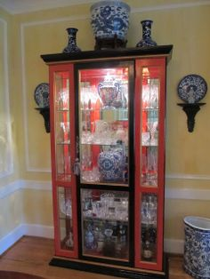 Chinoiserie Chic: A Chinoiserie DIY