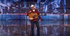 Cowboy Leaves Everyone Stunned With His Stunning Performance