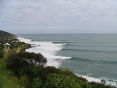 Raglan, New Zealand. MUST visit sister.
