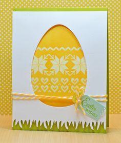 JJ Bolton {Handmade Cards}: Sunny Easter