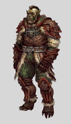 Arcania - Orkkrieger aus Thorus' Gefolge