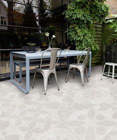 @vtwonen buitentegels   Duostone #outdoor #tiles #tegels #tuintegels http://tegels.nl/7328/tegels/herveld/vtwonen-buitentegels--duostone.html