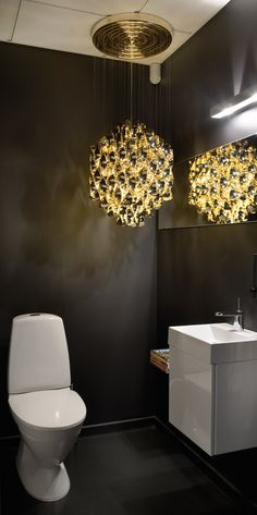 Spiral pendel i gruppen Belysning hos AB Light Of My Life, Danish Design, Bathroom Inspiration, Gold Pendant, Pantone, Home Interior Design, Chandelier, Ceiling Lights, Lighting