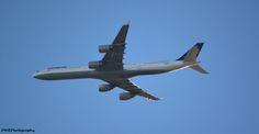 Lufthansa Airliner