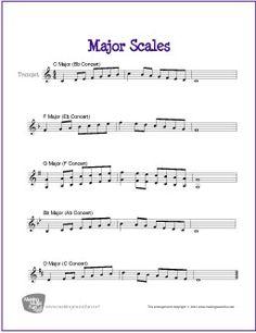 103 Best Trumpet Sheet Music Easy Images Trumpet Sheet Music