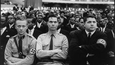 The American National Socialist Party founder and leader: George Lincoln Rockwell.