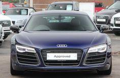 Stunning Blue 2013 Audi R8 R8 5.2 FSI £102,950