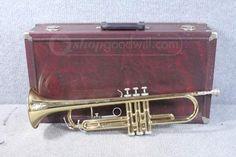 shopgoodwill.com: Holton Tumpet w/Case