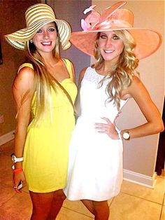 """Kentucky Derby"" social theme"