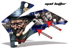 Off Road Graphics - Mad Hatter Design!