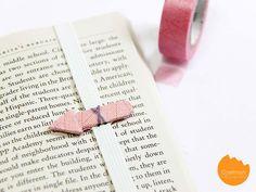 Arrow Bookmark. Marque-page avec bâtonnet de glace.