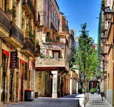 Vier de liefde in Barcelona. Volgens Leuk Mens Trudy moet je voor echte romantiek echt naar El Born gaan, naar restaurantjes als El Solero of Hotel Banys Orientals.