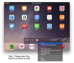 With the release of OS X Yosemite came the ability to use QuickTime to record the screen of your iPad or iPhone. This is an awesome update as until now you had to purchase additional software to allow for this type of screen capture. There are only a few steps to get started. Here they [&hellip