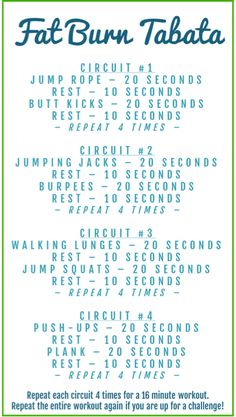 Fat Burn Tabata Workout #sponsored by Iron-Tek
