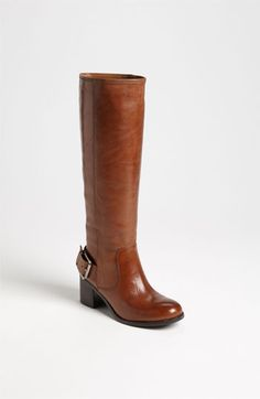 I am a sucker for a strategically placed buckle.   (Boutique 9 'Biondello' Boot | Nordstrom)