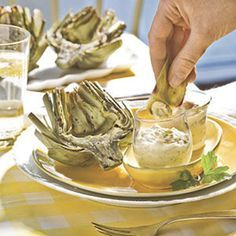 All About Artichokes - Southern Living