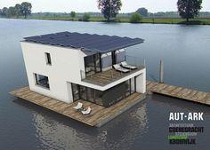 Een duurzaam én drijvend huis
