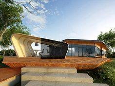 modern pavilion - Google Search